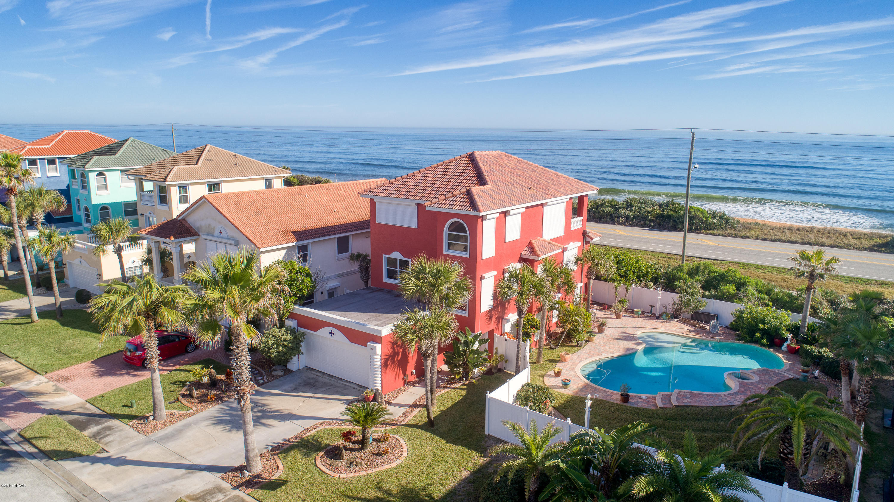 186  Coquina Key Drive, Ormond-By-The-Sea, Florida