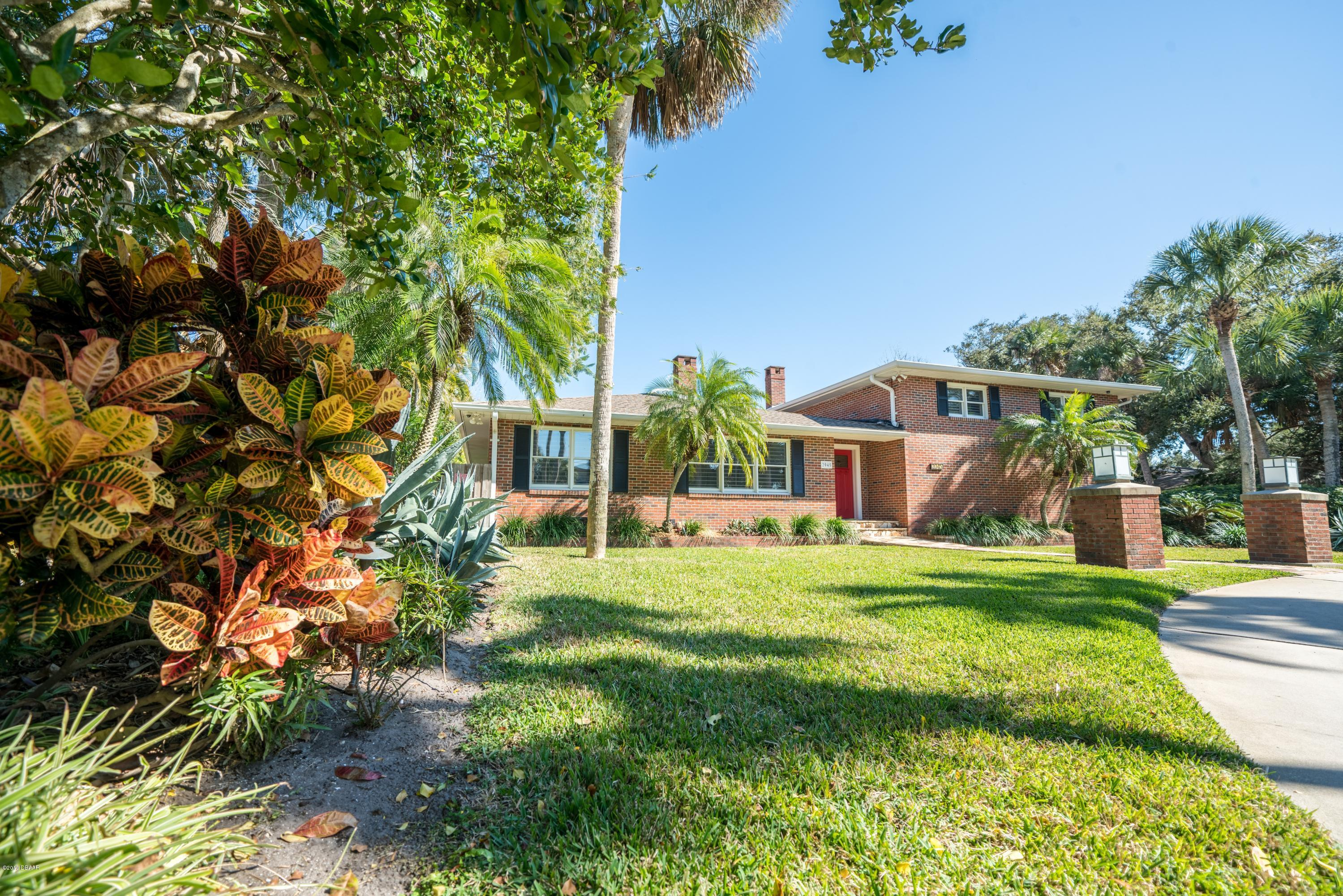 2045  John Anderson Drive, Ormond-By-The-Sea in Volusia County, FL 32176 Home for Sale