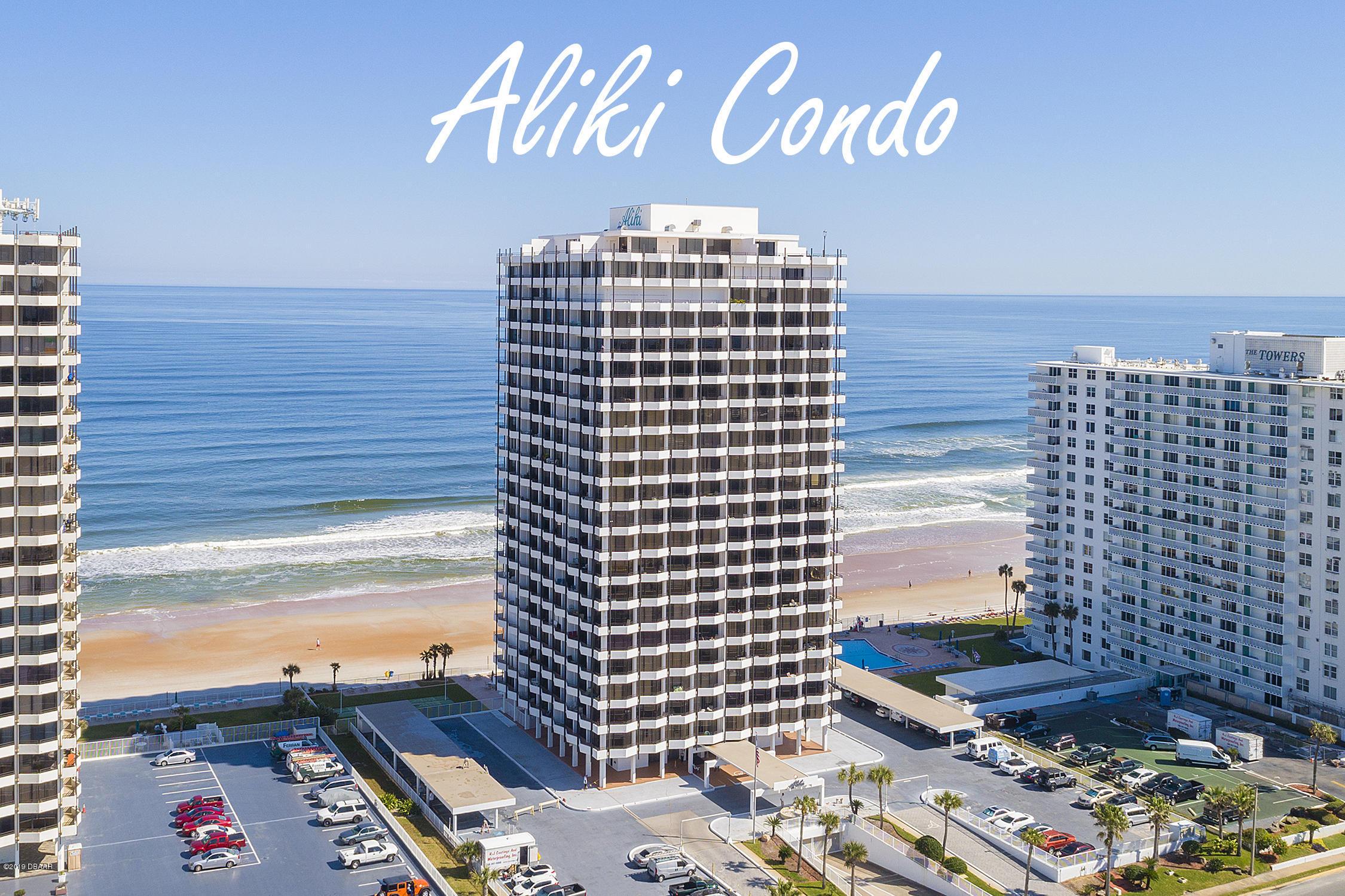 2828 N Atlantic Avenue, one of homes for sale in Daytona Beach