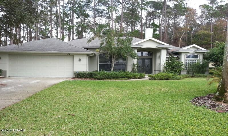 59  Creek Bluff Way, Ormond Beach in Volusia County, FL 32174 Home for Sale