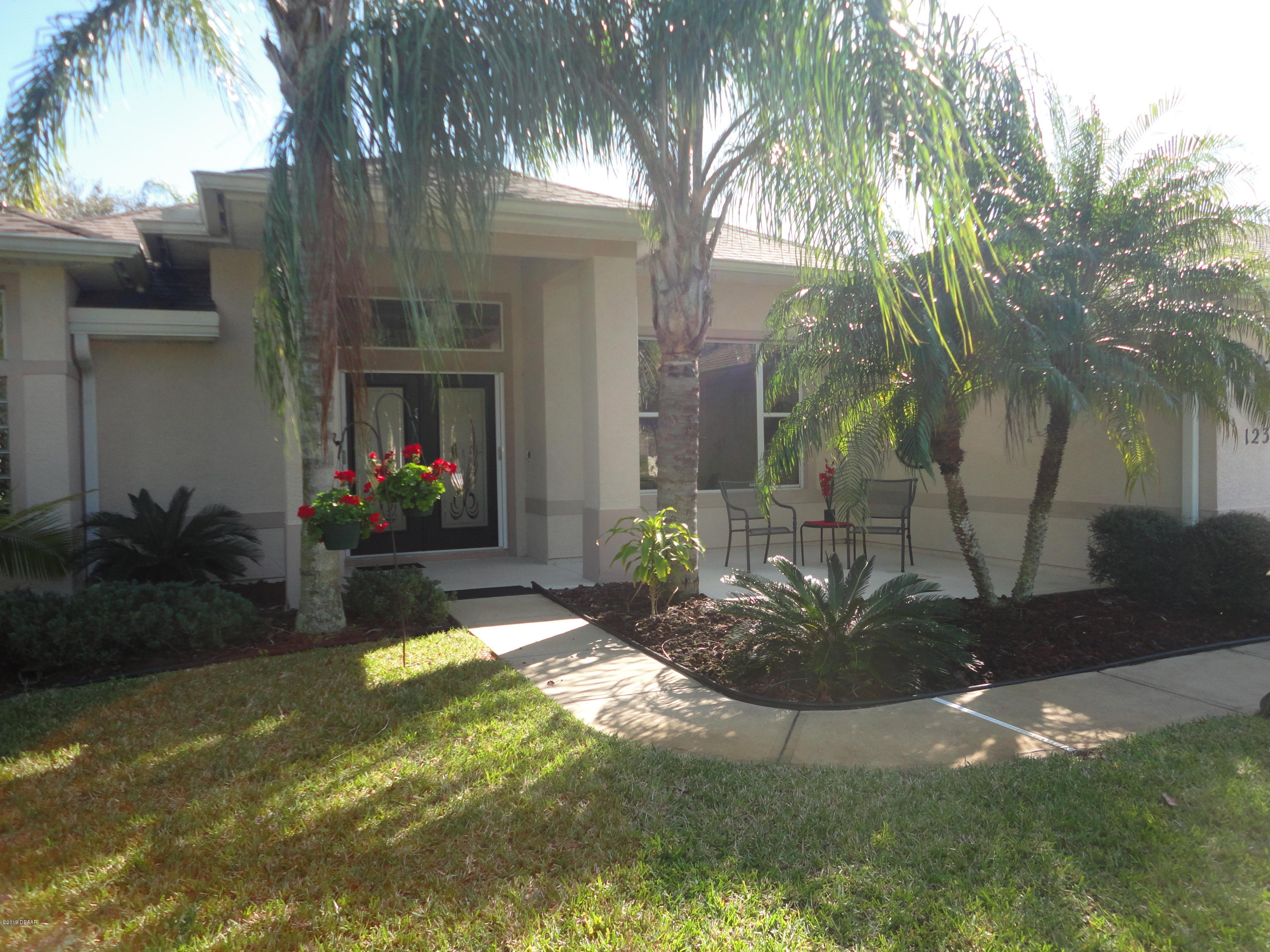 1233  Hampstead Lane, Ormond Beach in Volusia County, FL 32174 Home for Sale