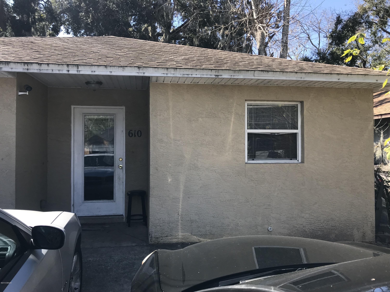 610  Cassin Avenue, Daytona Beach in Volusia County, FL 32114 Home for Sale