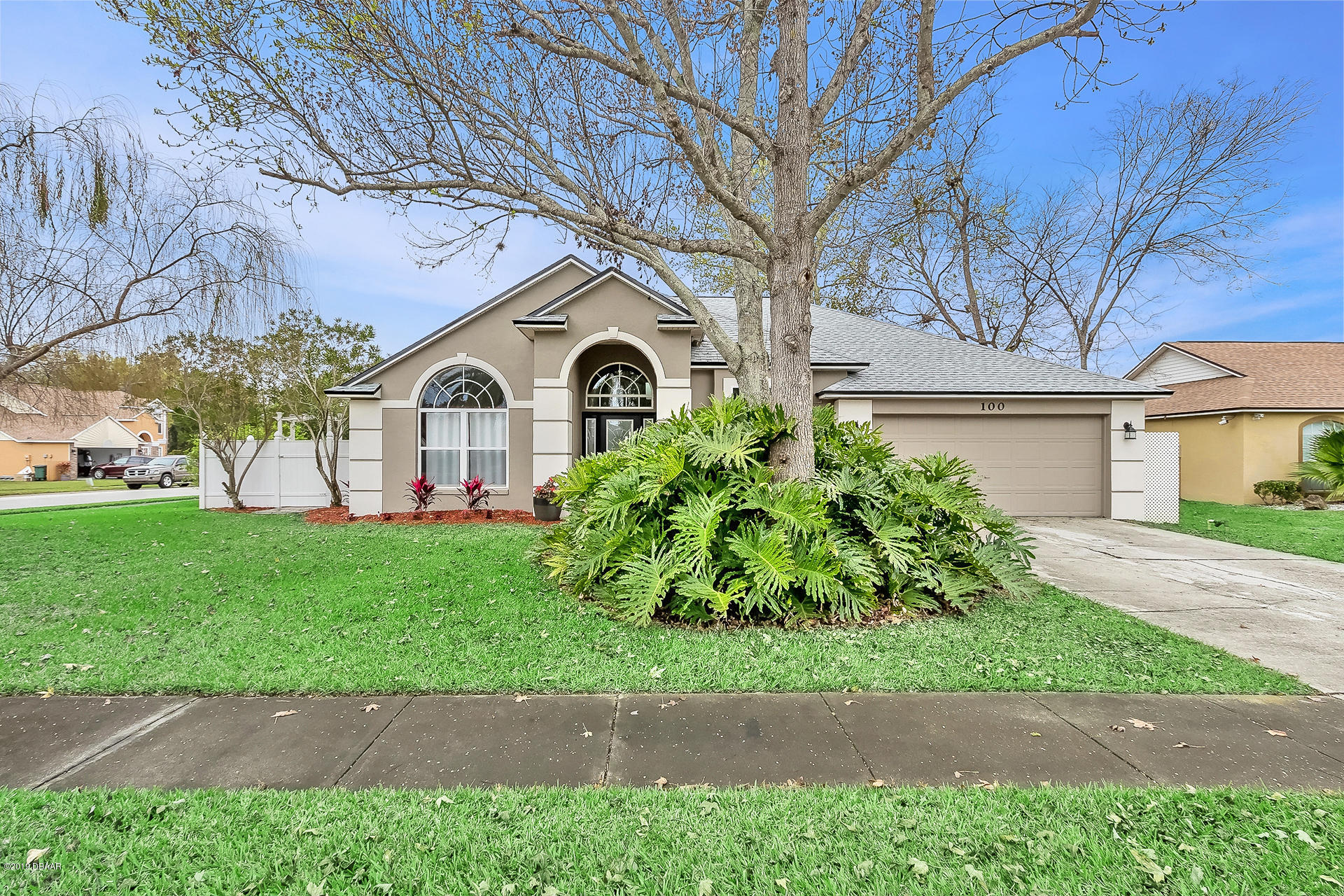 100  Chatham Circle, Daytona Beach in Volusia County, FL 32114 Home for Sale