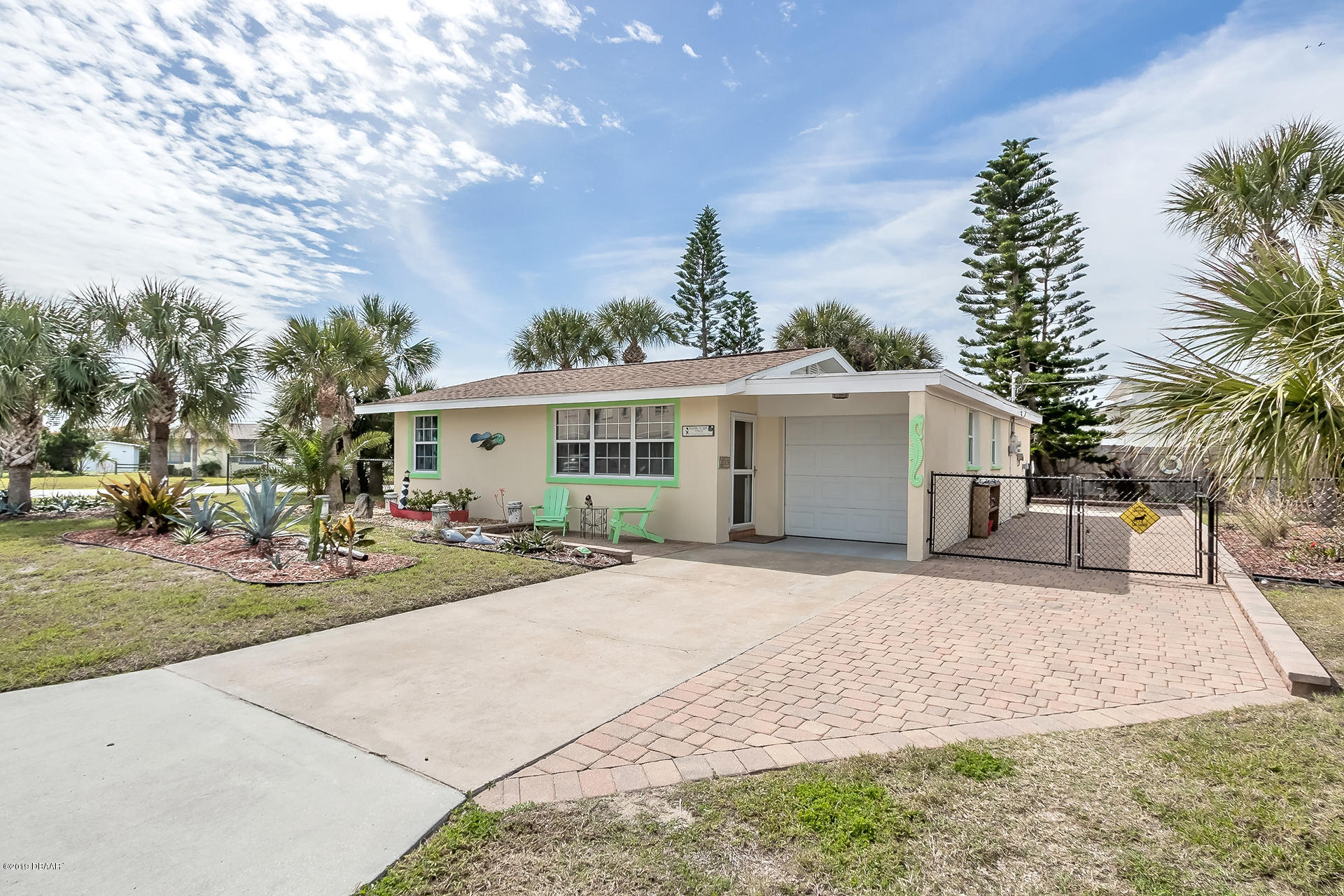 1  Palmetto Drive, Ormond-By-The-Sea in Volusia County, FL 32176 Home for Sale