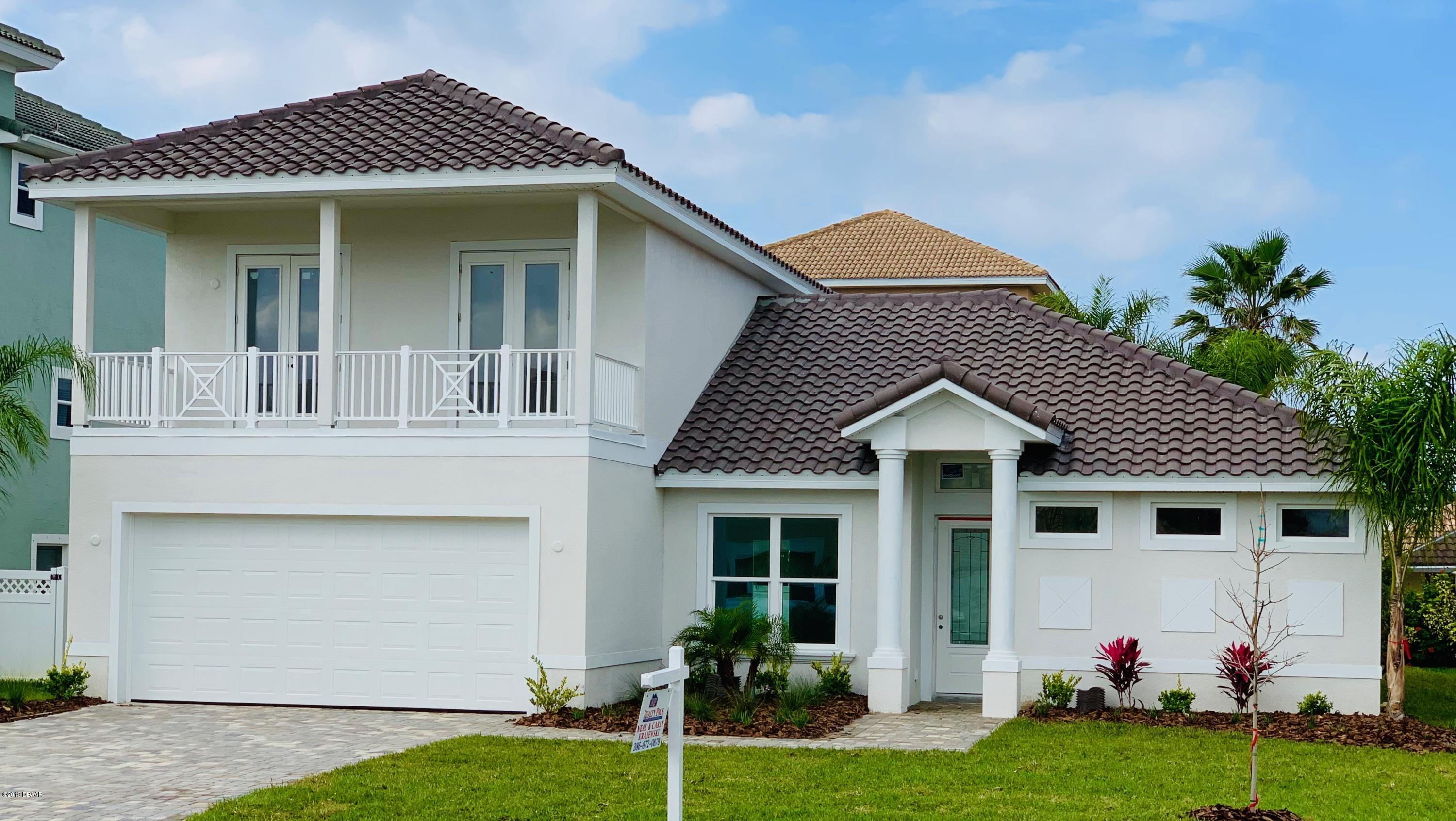 3718  Egret Dunes Drive, Ormond-By-The-Sea in Volusia County, FL 32176 Home for Sale