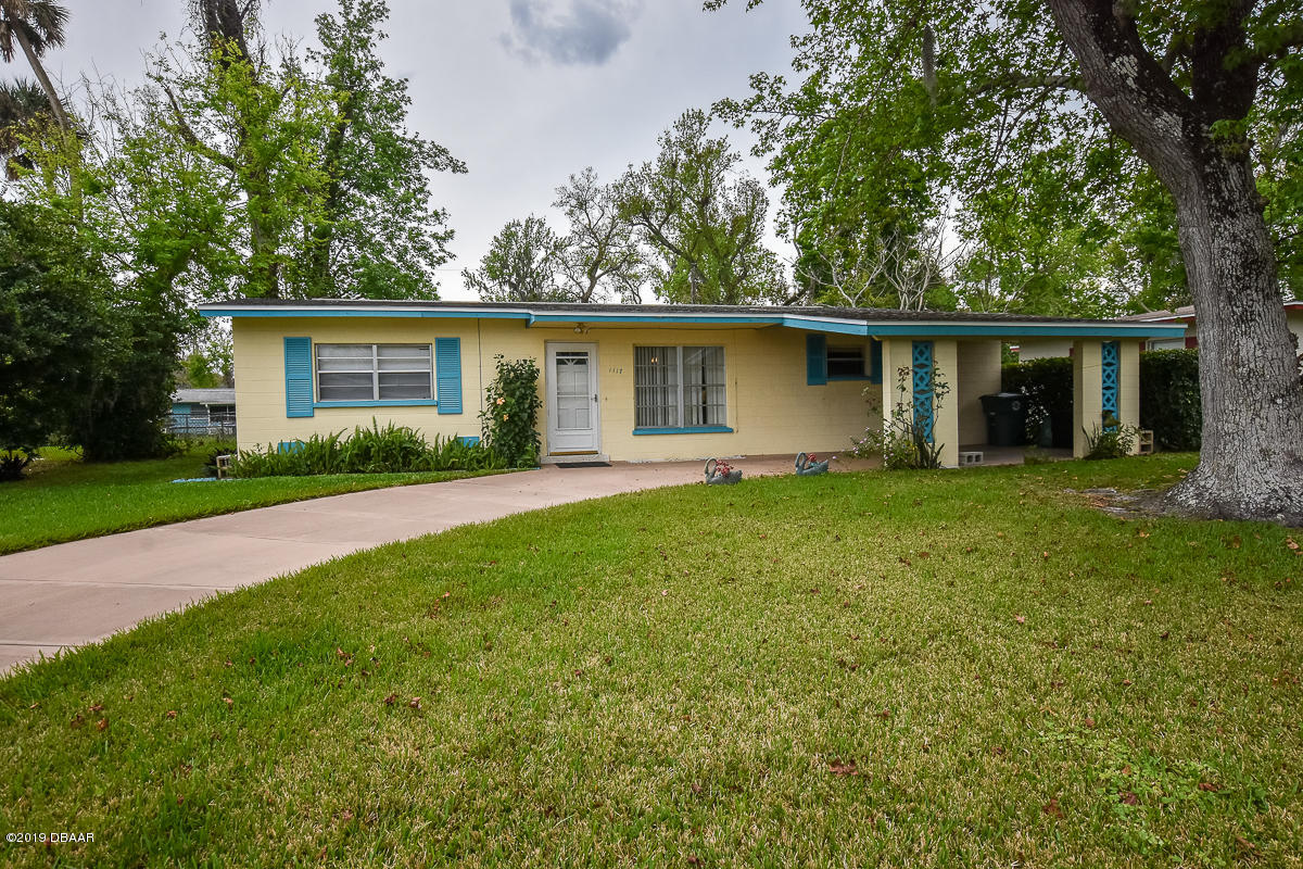 1117  Bradenton Road, Daytona Beach in Volusia County, FL 32114 Home for Sale