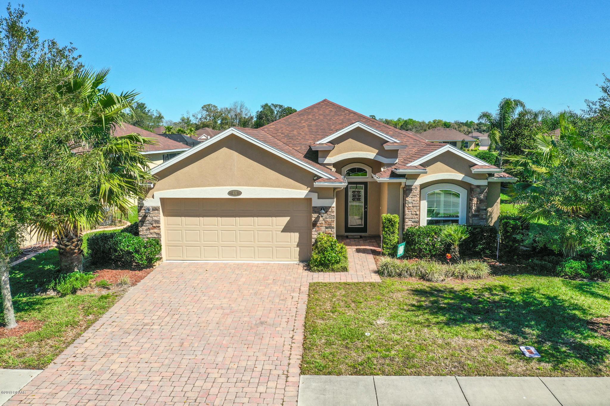 Photo of 46 Arrowhead Drive, Palm Coast, FL 32137