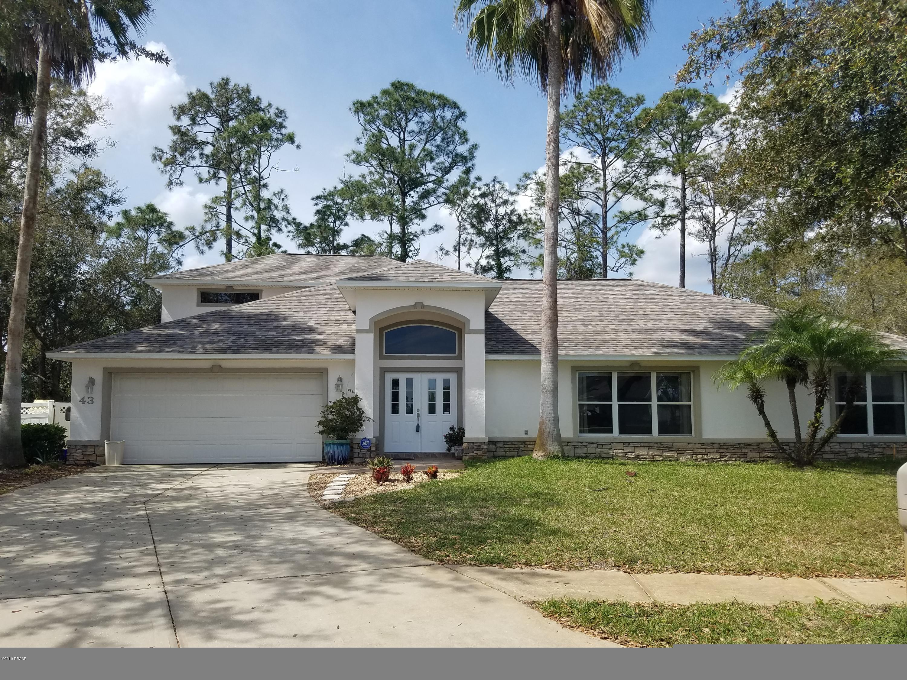 43  Peruvian Lane 32174 - One of Ormond Beach Homes for Sale