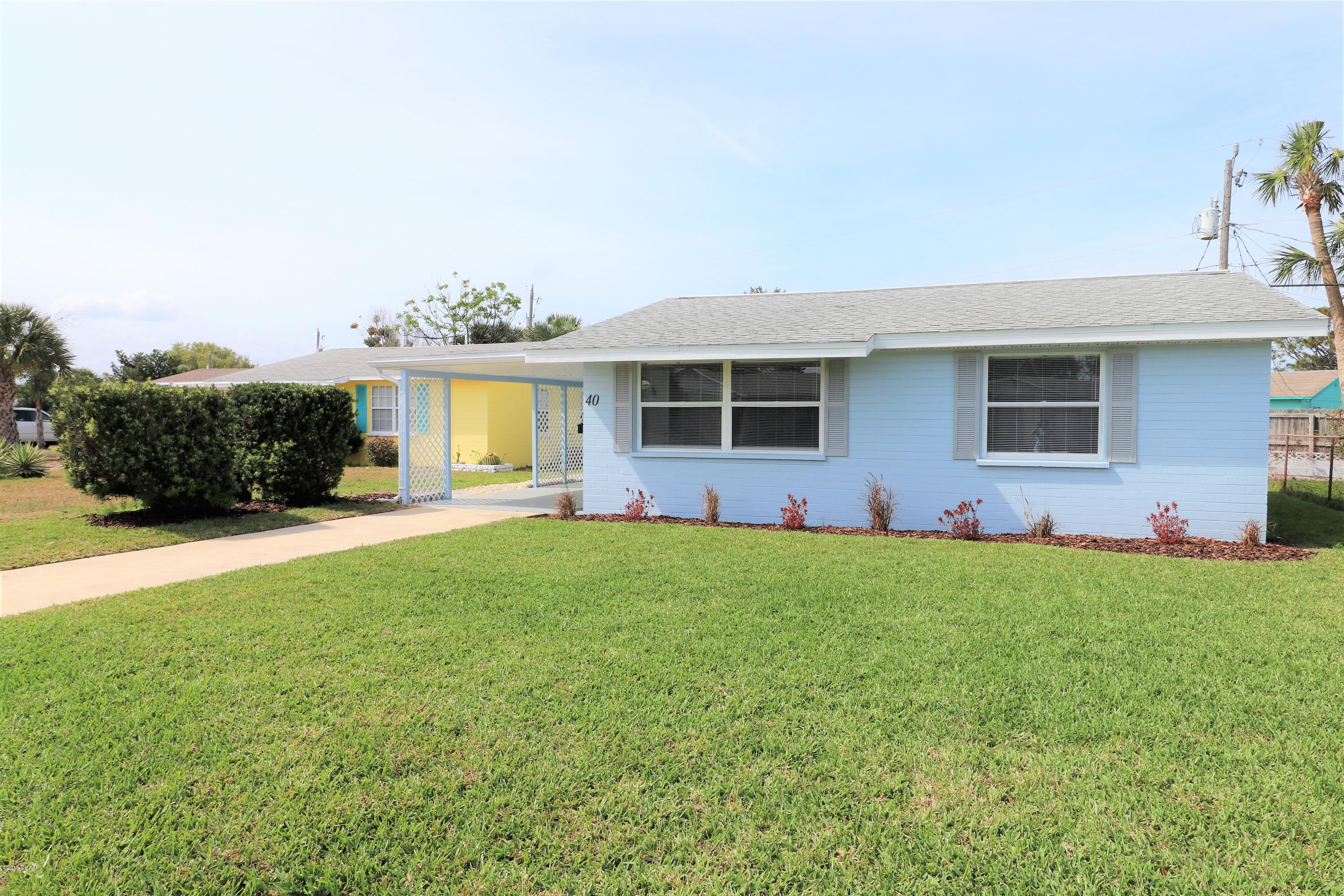 40  Ocean Shore Drive 32176 - One of Ormond Beach Homes for Sale