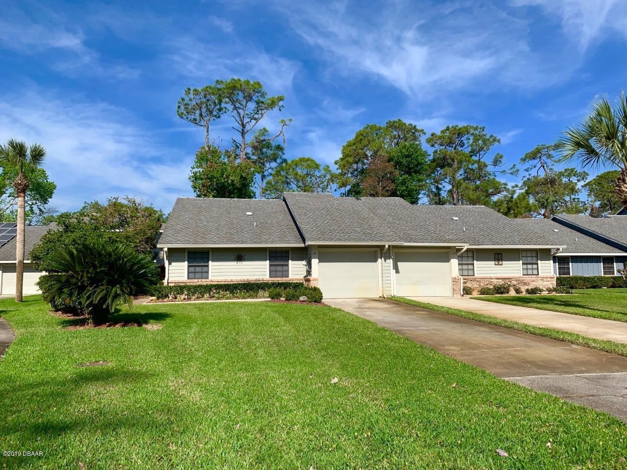124  Bob White Court, Daytona Beach in Volusia County, FL 32119 Home for Sale