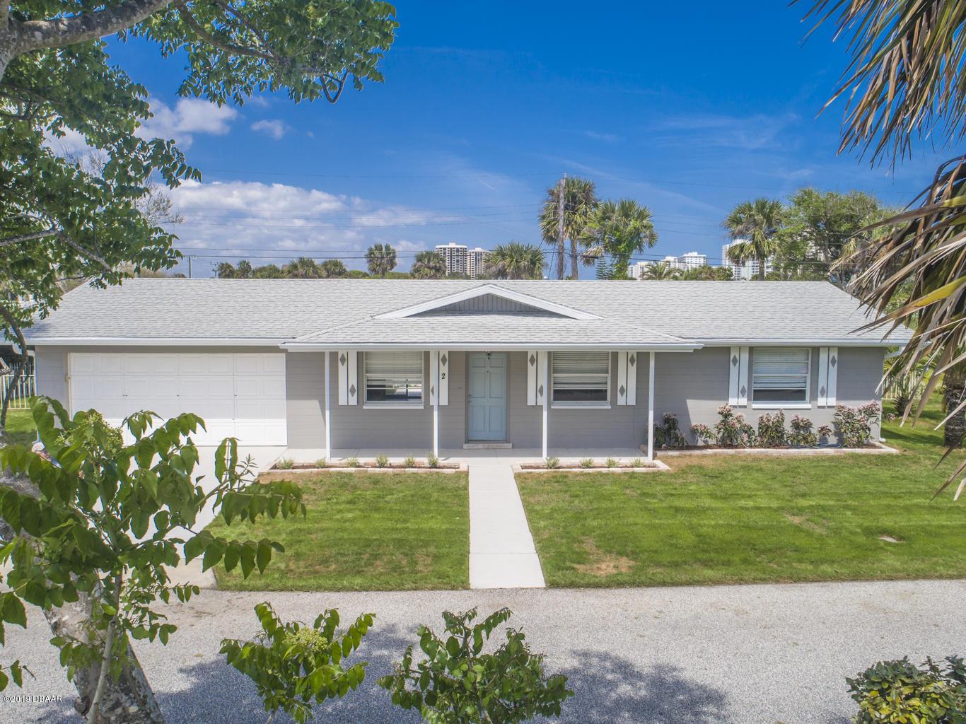 2  Carter Terrace, Daytona Beach in Volusia County, FL 32118 Home for Sale