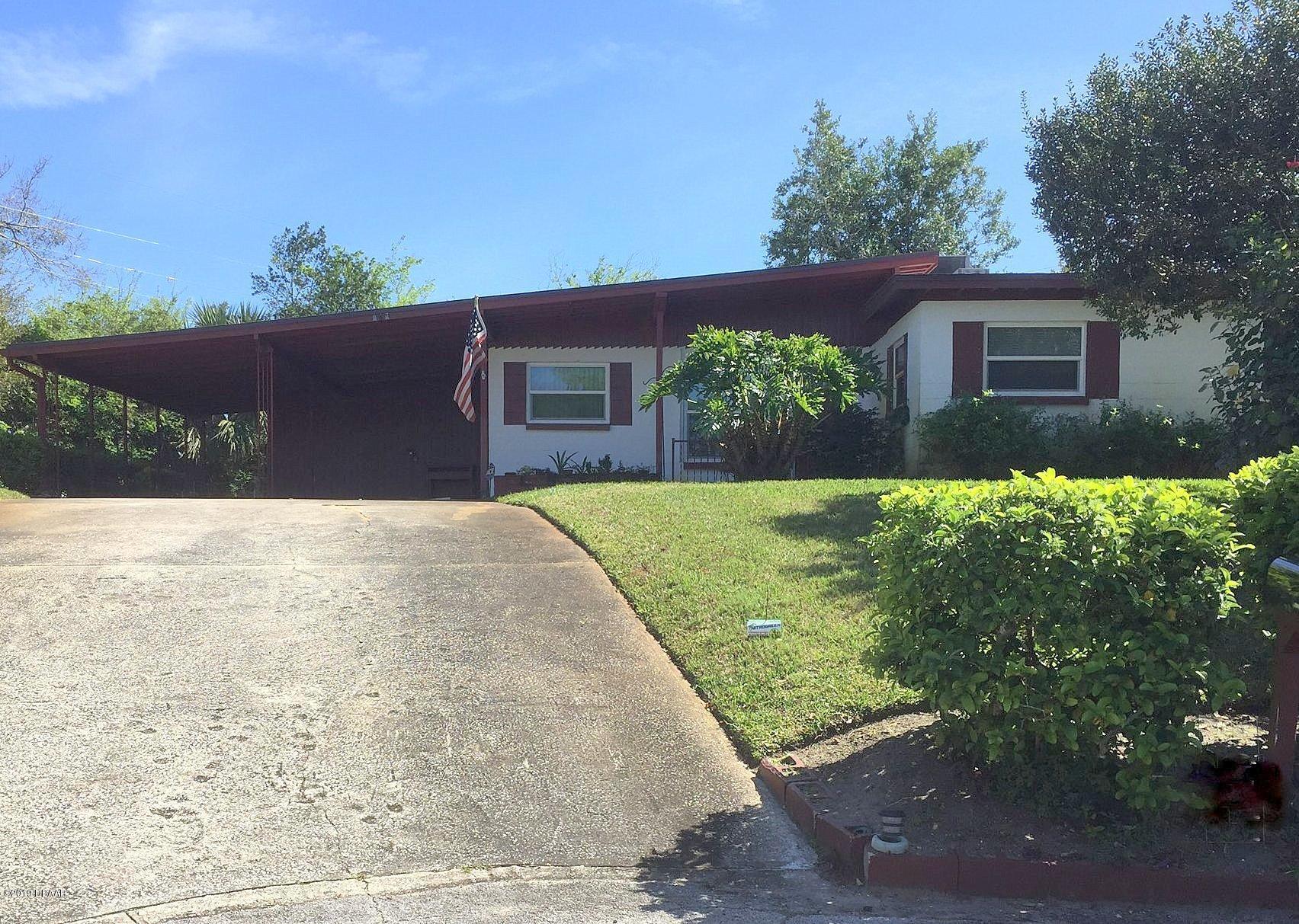 907  Shady Park Terrace, Daytona Beach in Volusia County, FL 32117 Home for Sale