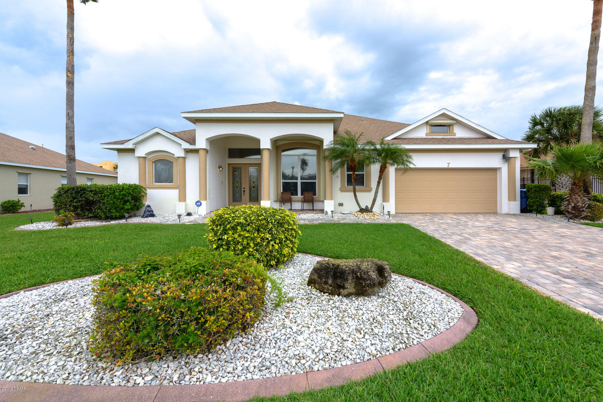 7  Julie Drive, Ormond-By-The-Sea in Volusia County, FL 32176 Home for Sale