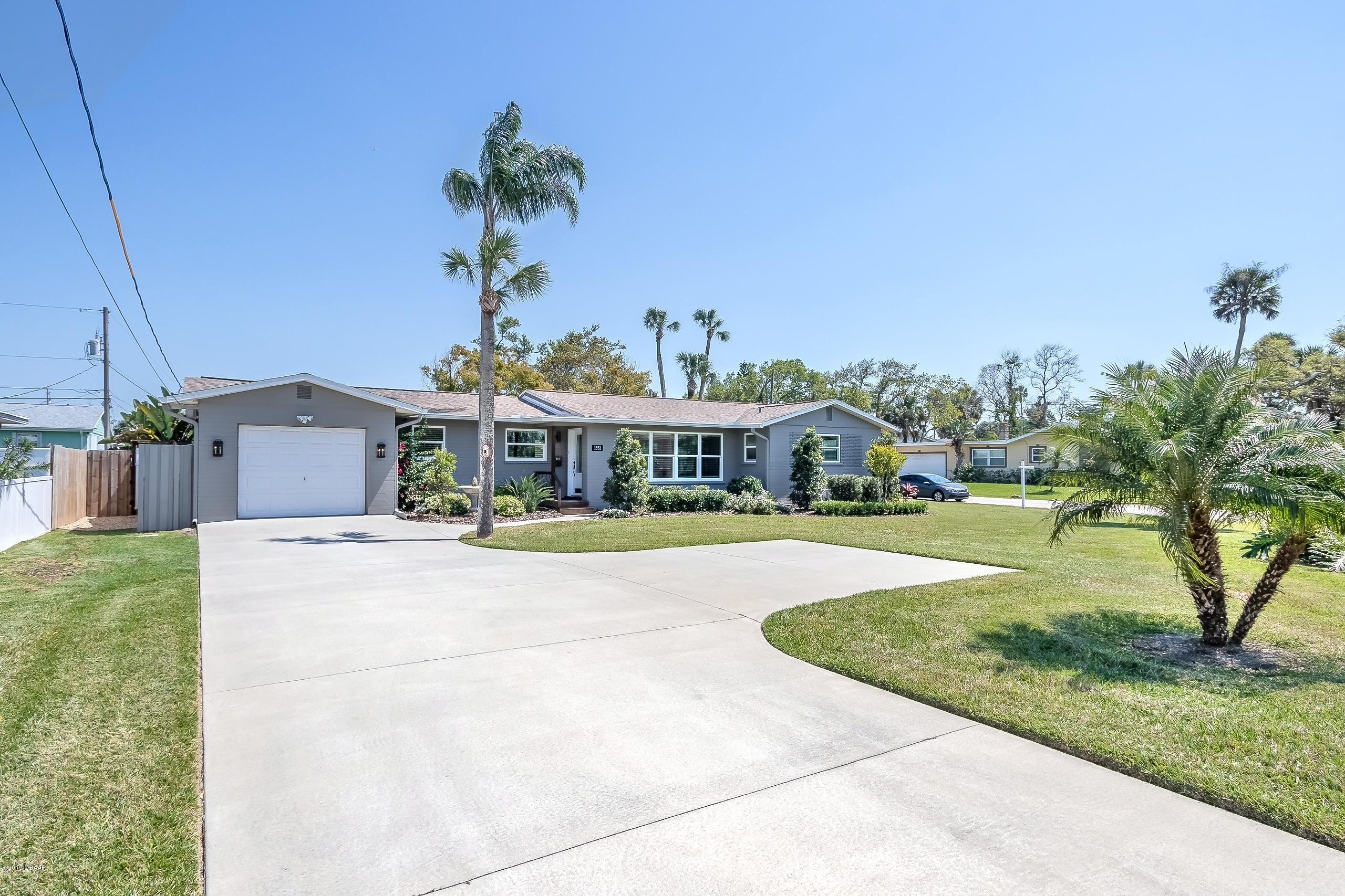 1351  John Anderson Drive, Ormond-By-The-Sea in Volusia County, FL 32176 Home for Sale
