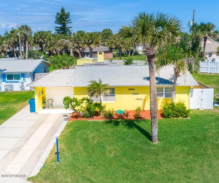 7  Seabreeze Drive, Ormond Beach in Volusia County, FL 32176 Home for Sale