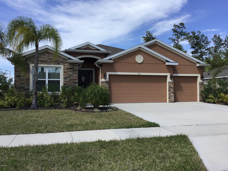 401  River Square Lane, Ormond Beach in Volusia County, FL 32174 Home for Sale