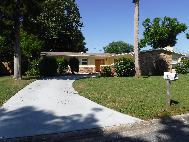 1392  Sunland Road, Daytona Beach in Volusia County, FL 32114 Home for Sale