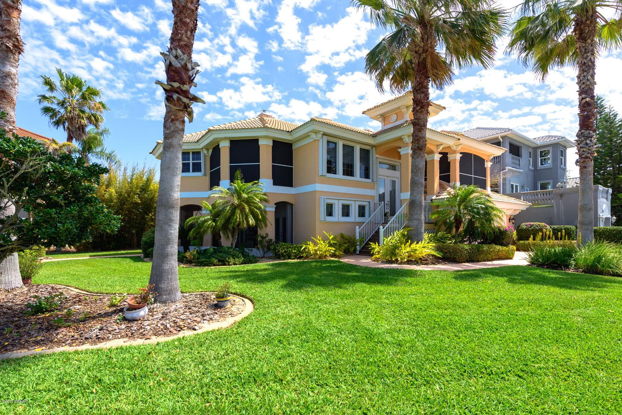 131  Coquina Key Drive, Ormond-By-The-Sea, Florida