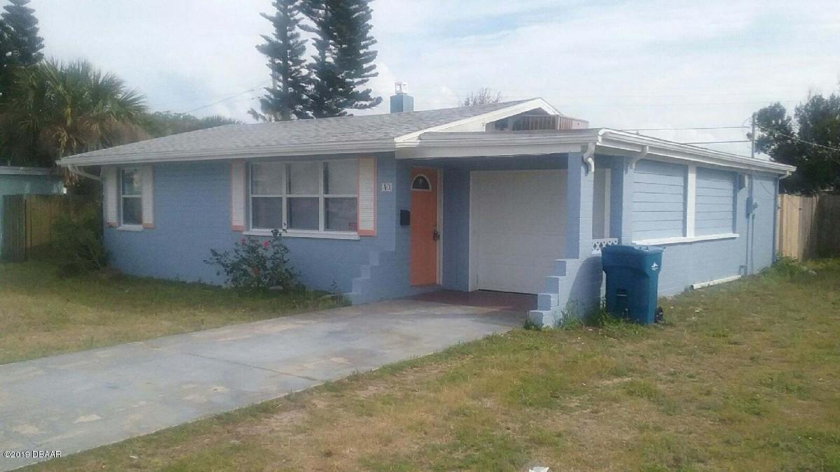 40  Palmetto Drive, Ormond Beach in Volusia County, FL 32176 Home for Sale