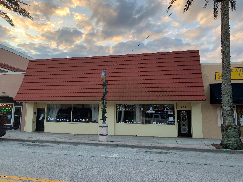 Photo of 506 Canal Street, New Smyrna Beach, FL 32168