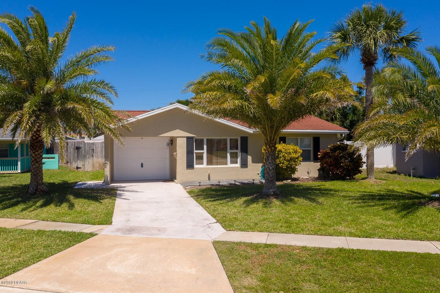 10  Tropical Drive, Ormond-By-The-Sea, Florida
