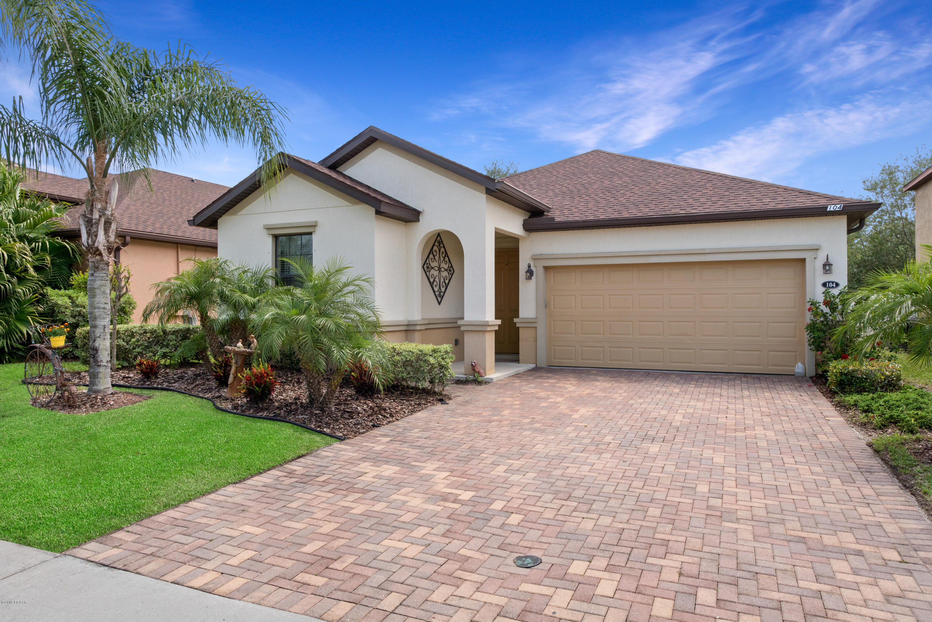 One of Daytona Beach 3 Bedroom Homes for Sale at 104  Campanello Court