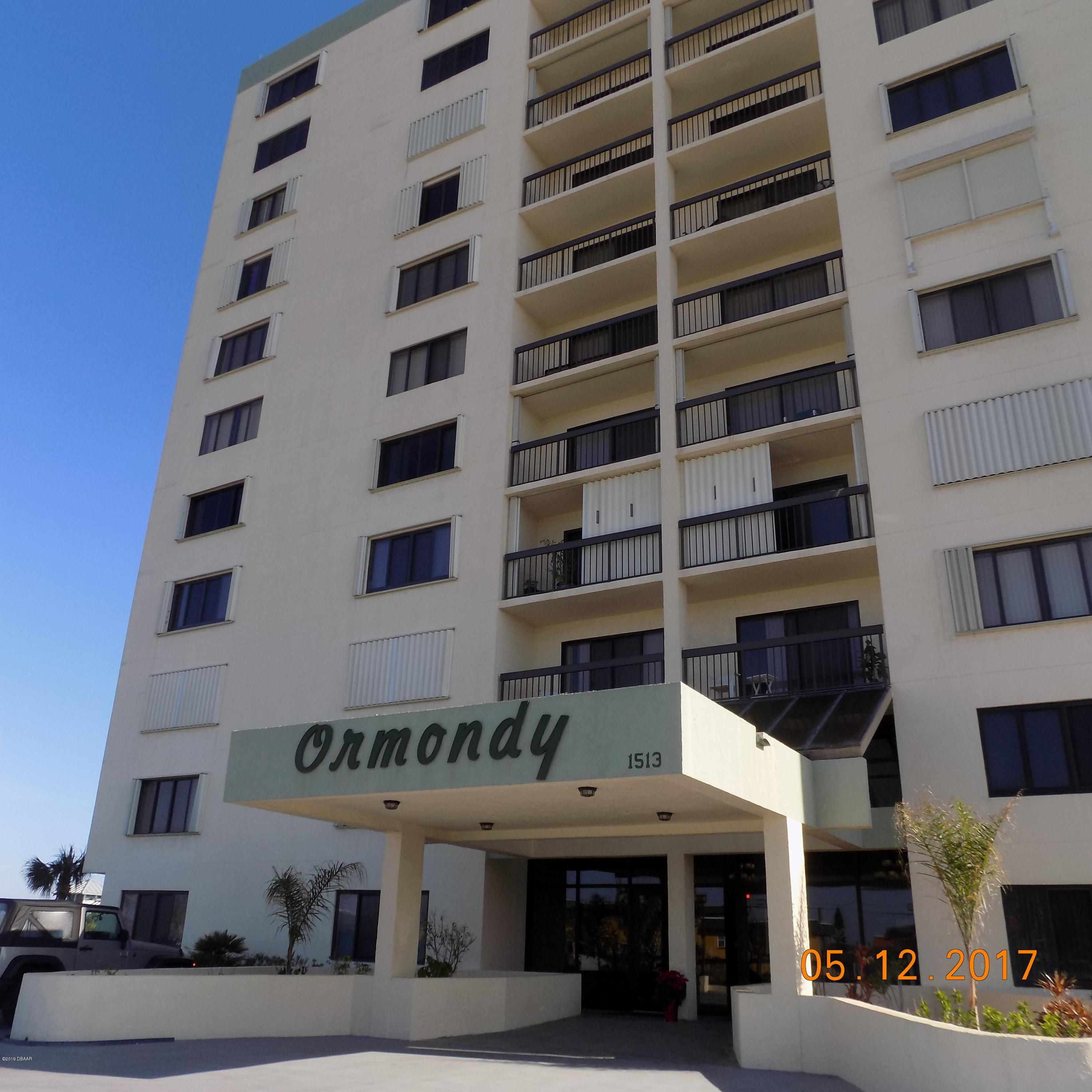 Photo of 1513 Ocean Shore Boulevard #10-F, Ormond Beach, FL 32176