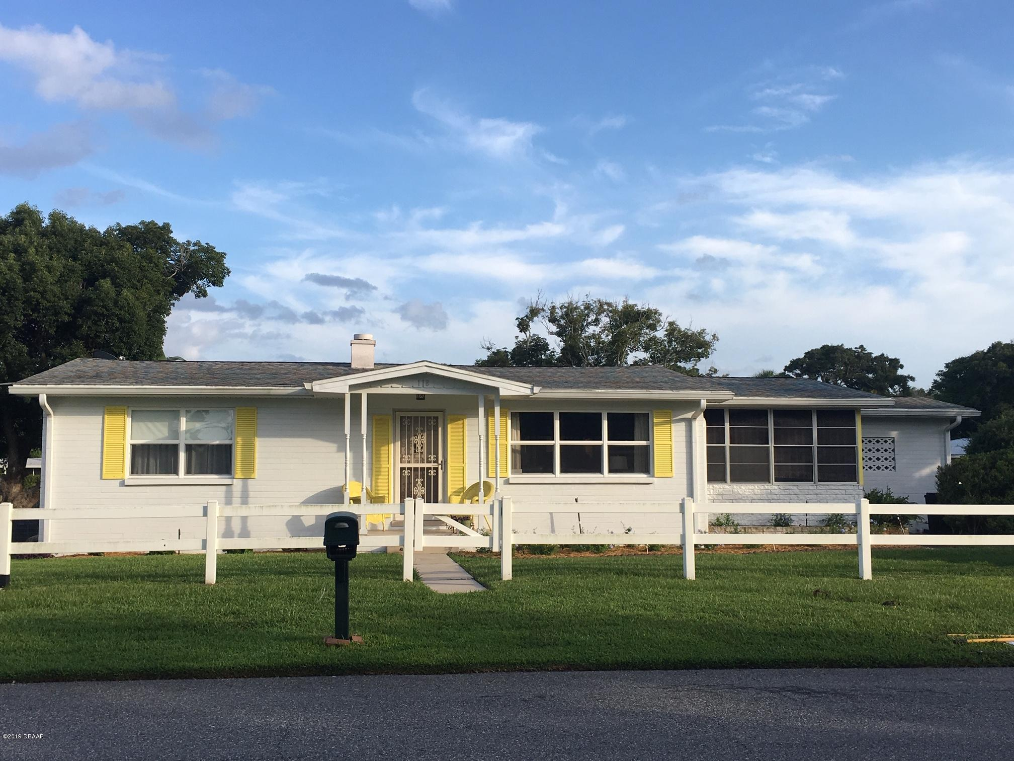 Photo of 118 Arroyo Parkway, Ormond Beach, FL 32174