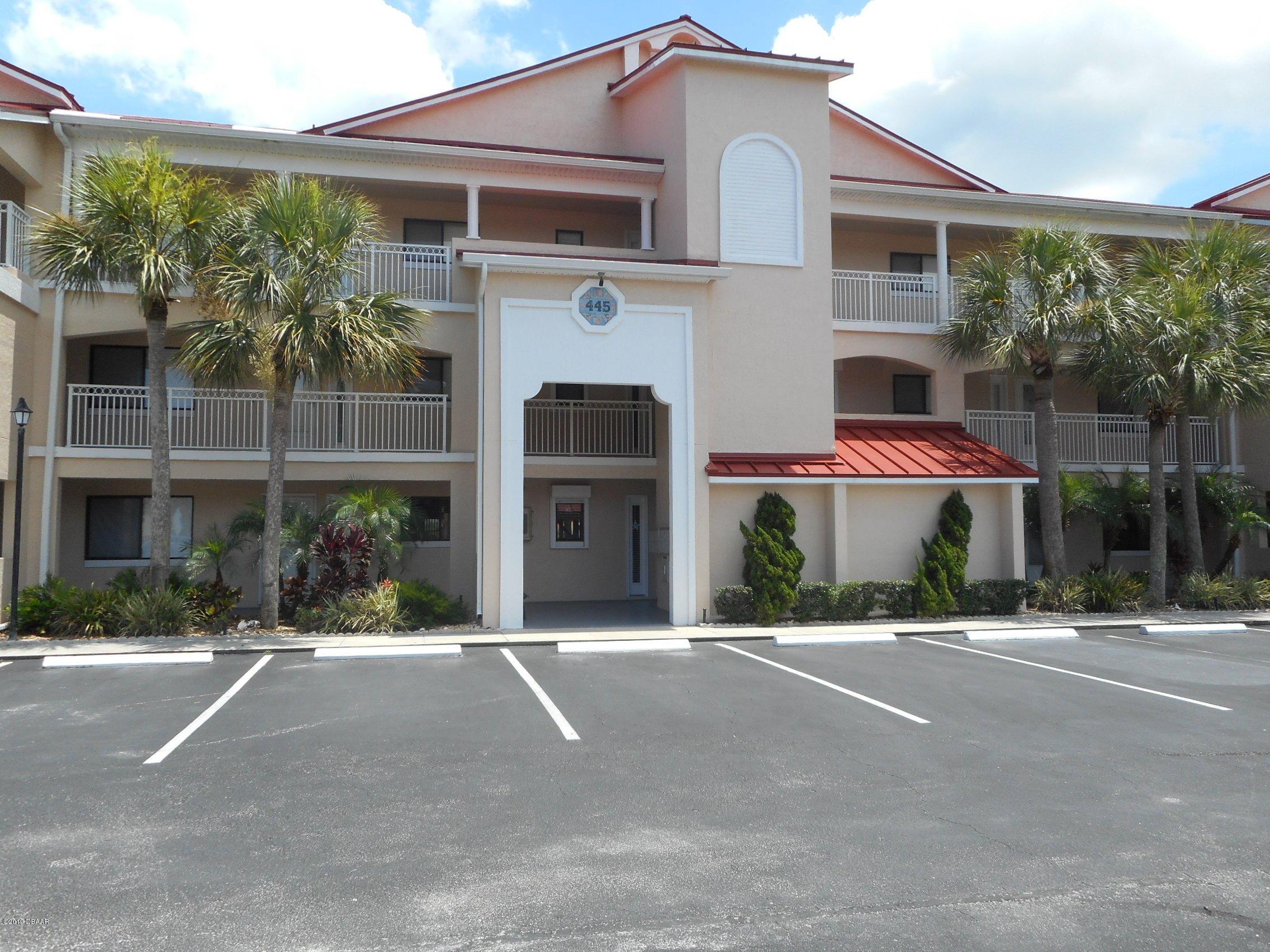 Photo of 445 Bouchelle Drive #305, New Smyrna Beach, FL 32169