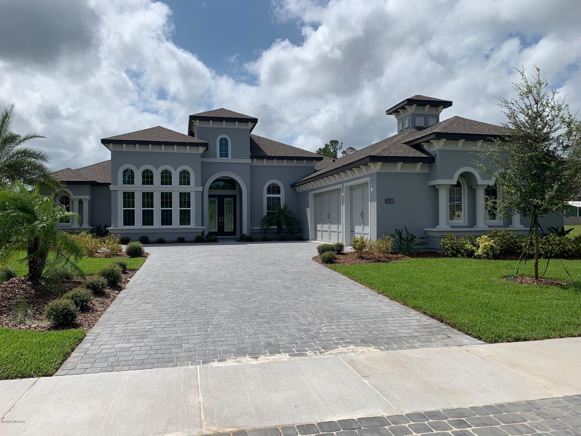 Photo of 2438 Hyatt Creek Lane, Port Orange, FL 32128