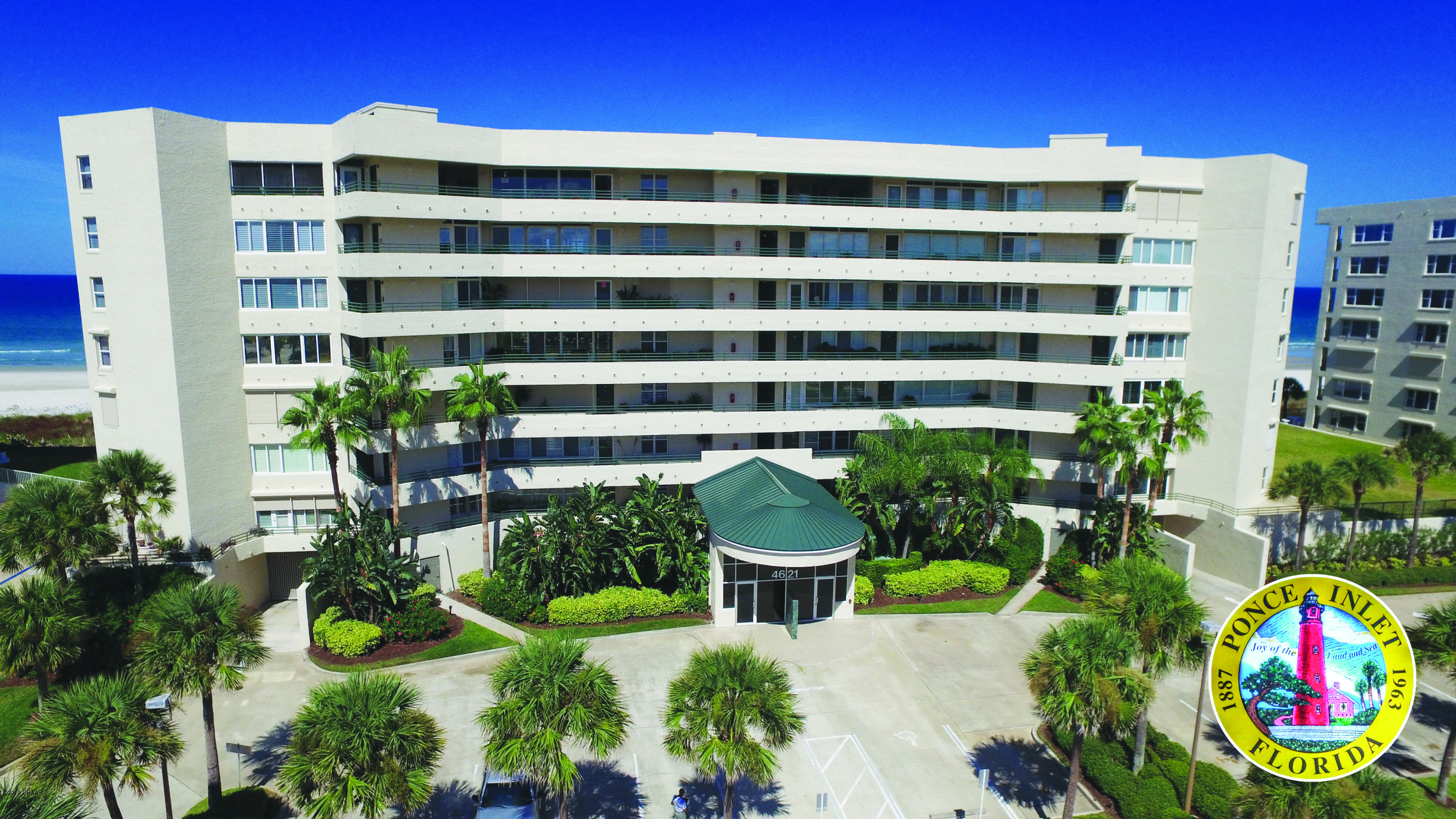 Photo of 4621 S Atlantic Avenue #7307, Ponce Inlet, FL 32127