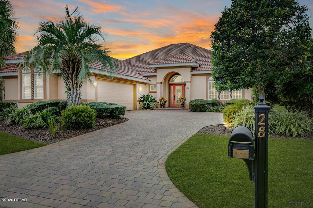 Photo of 28 E Oak View Circle, Palm Coast, FL 32137