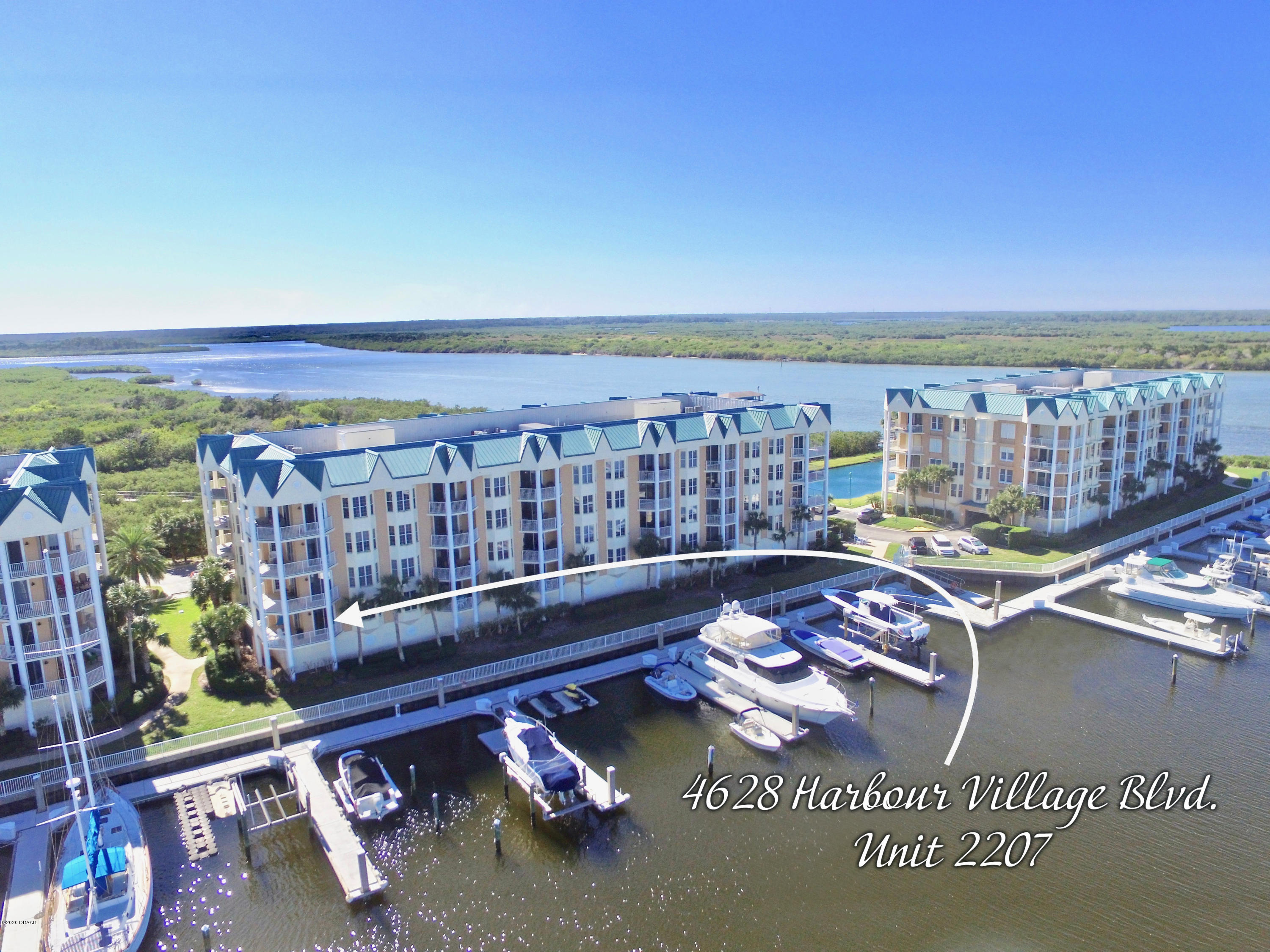 4628 Harbour Village Ponce Inlet - 2