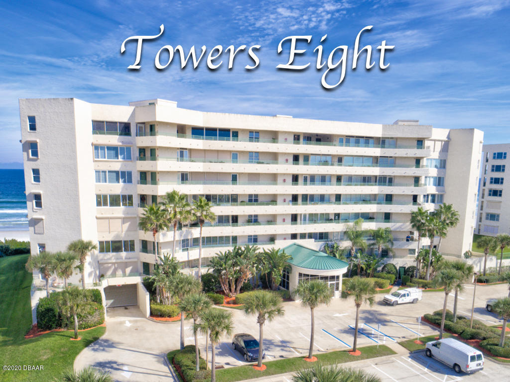 Photo of 4621 S Atlantic Avenue #7302, Ponce Inlet, FL 32127