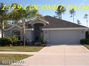 Photo of 1349 Coconut Palm Circle, Port Orange, FL 32128