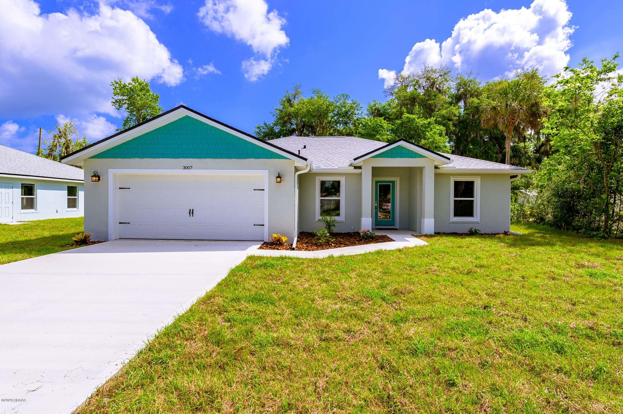Photo of 3007 Mango Tree Drive, Edgewater, FL 32141