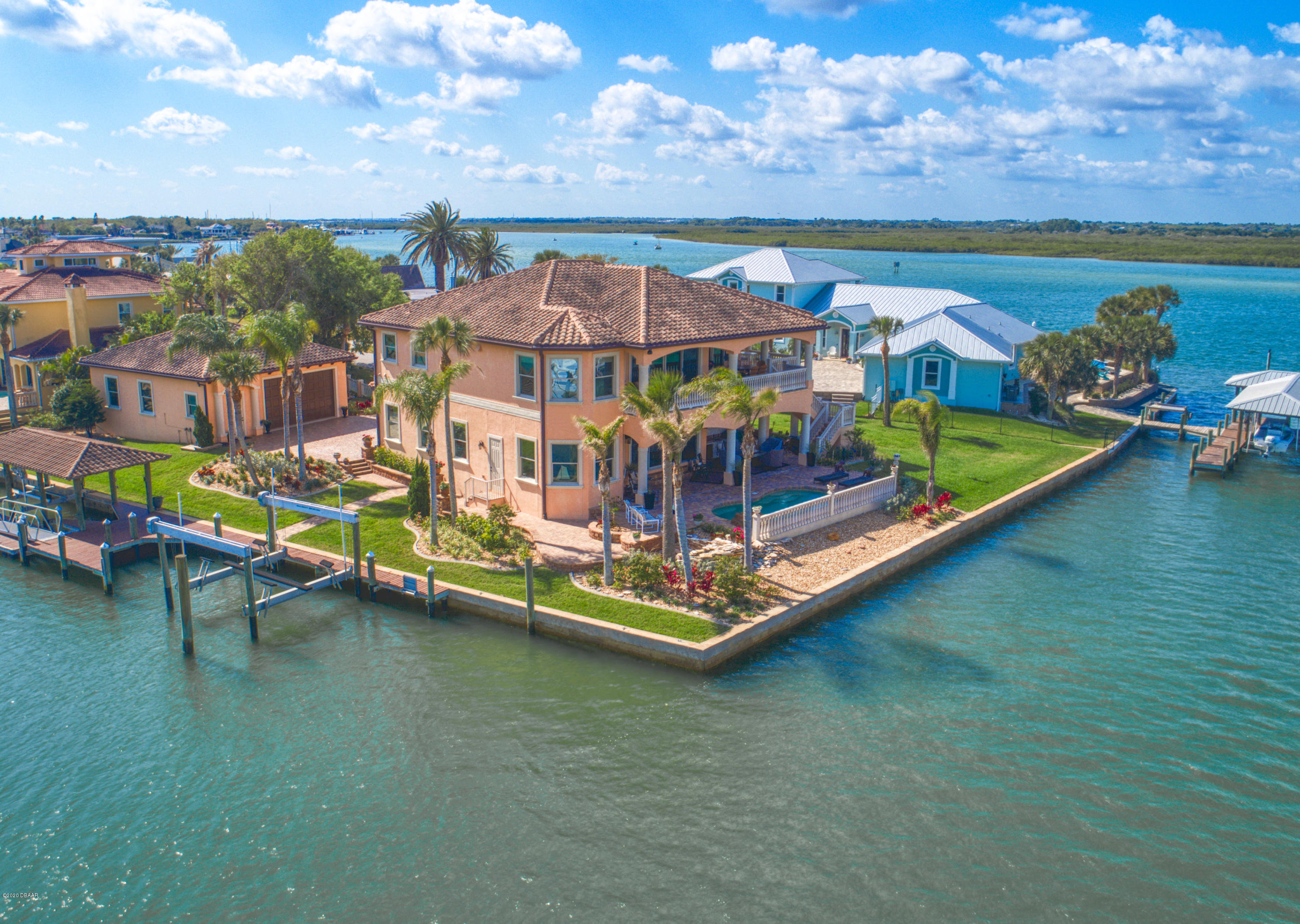 Photo of 126 Ponce De Leon Circle, Ponce Inlet, FL 32127