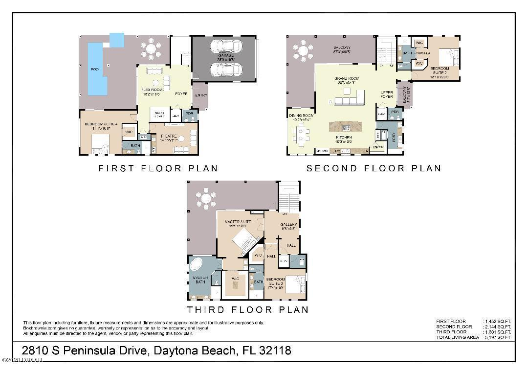 2810 Peninsula Daytona Beach - 102