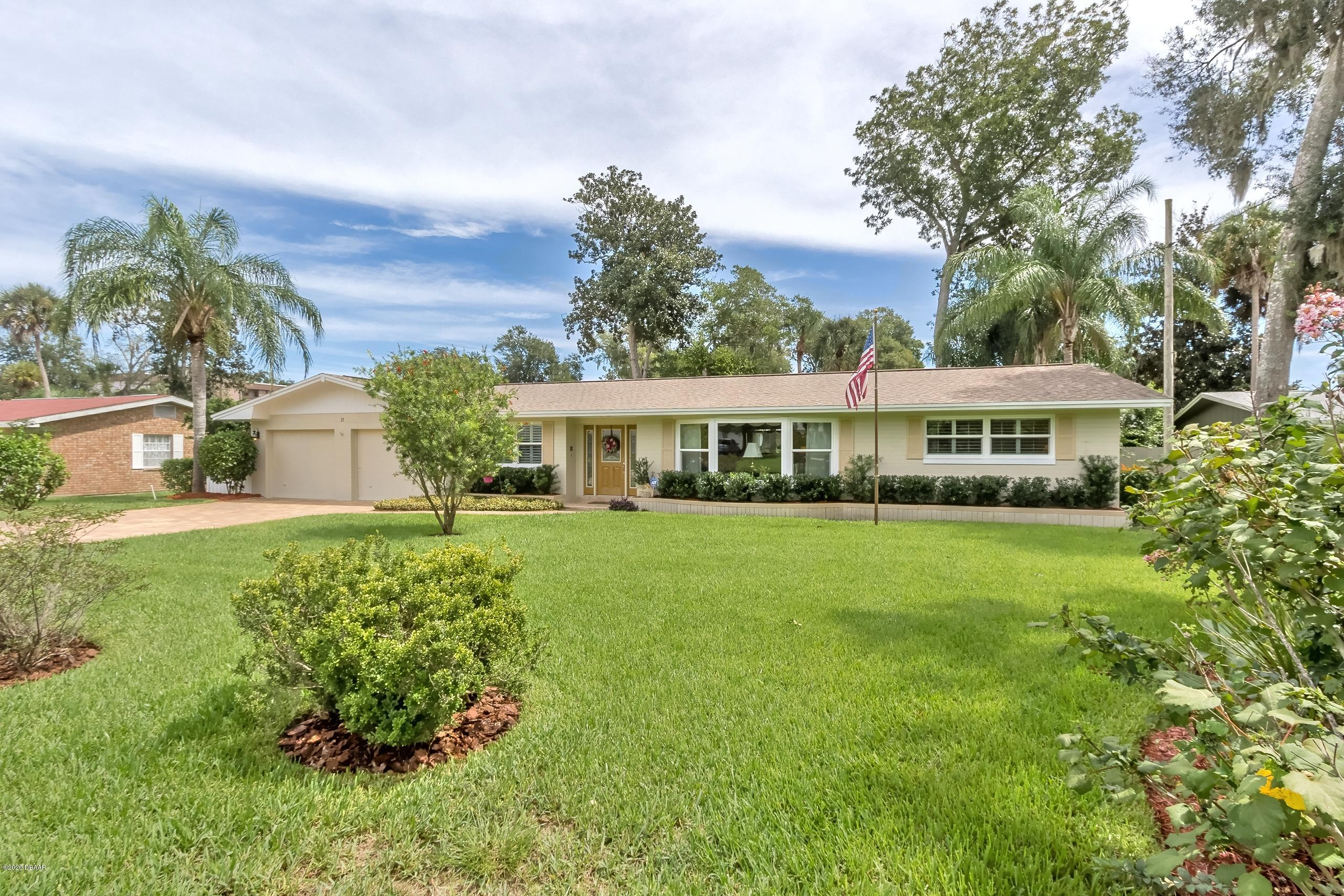Photo of 21 N St Andrews Drive, Ormond Beach, FL 32174