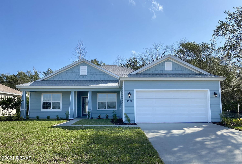 Photo of 1321 Tullamore Boulevard, Ormond Beach, FL 32174