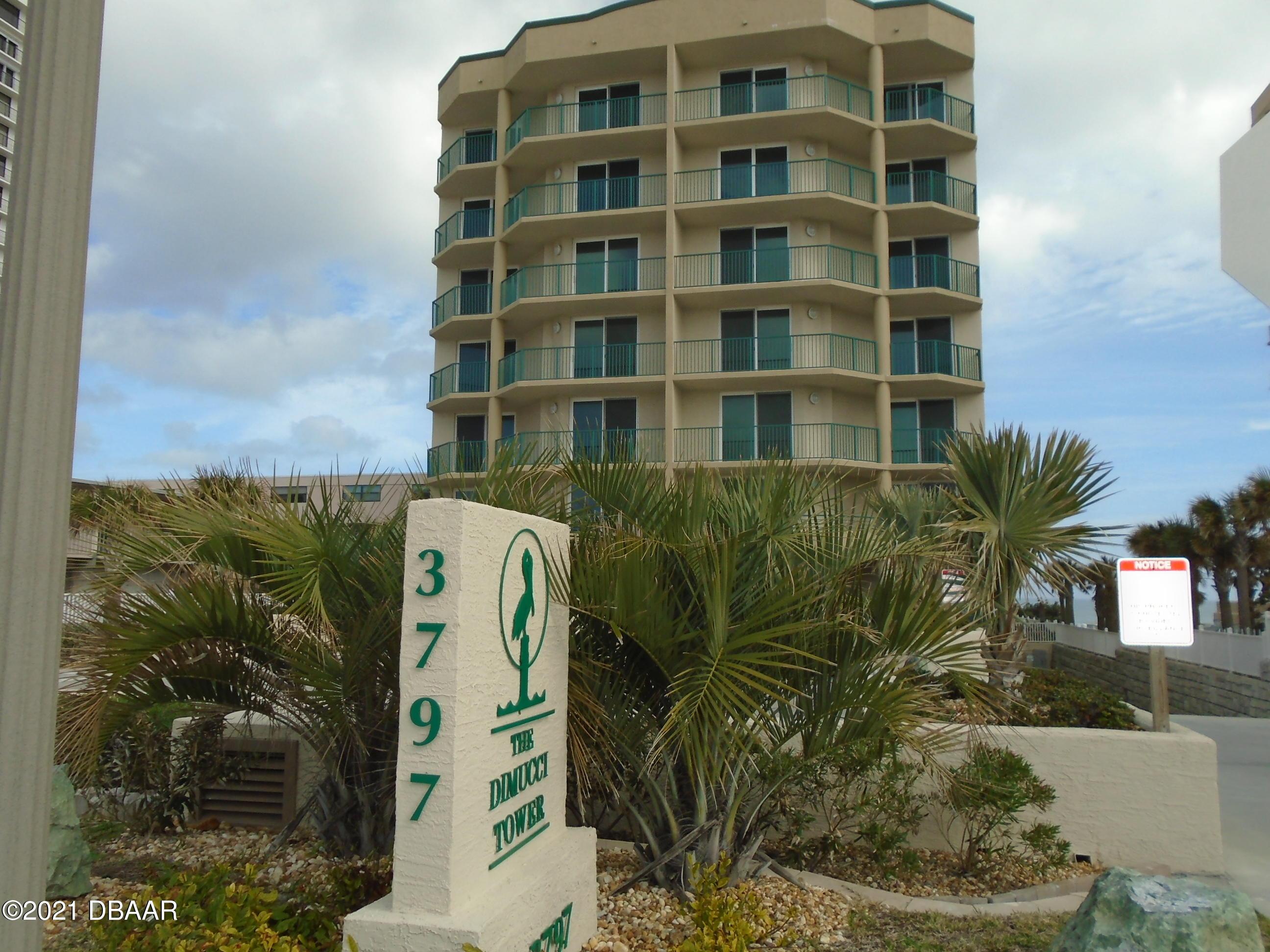 Photo of 3797 S Atlantic Avenue #404, Daytona Beach Shores, FL 32118