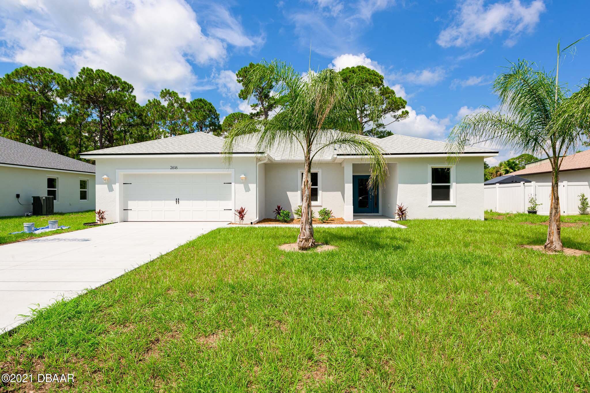 Photo of 2616 Fern Palm Drive, Edgewater, FL 32141