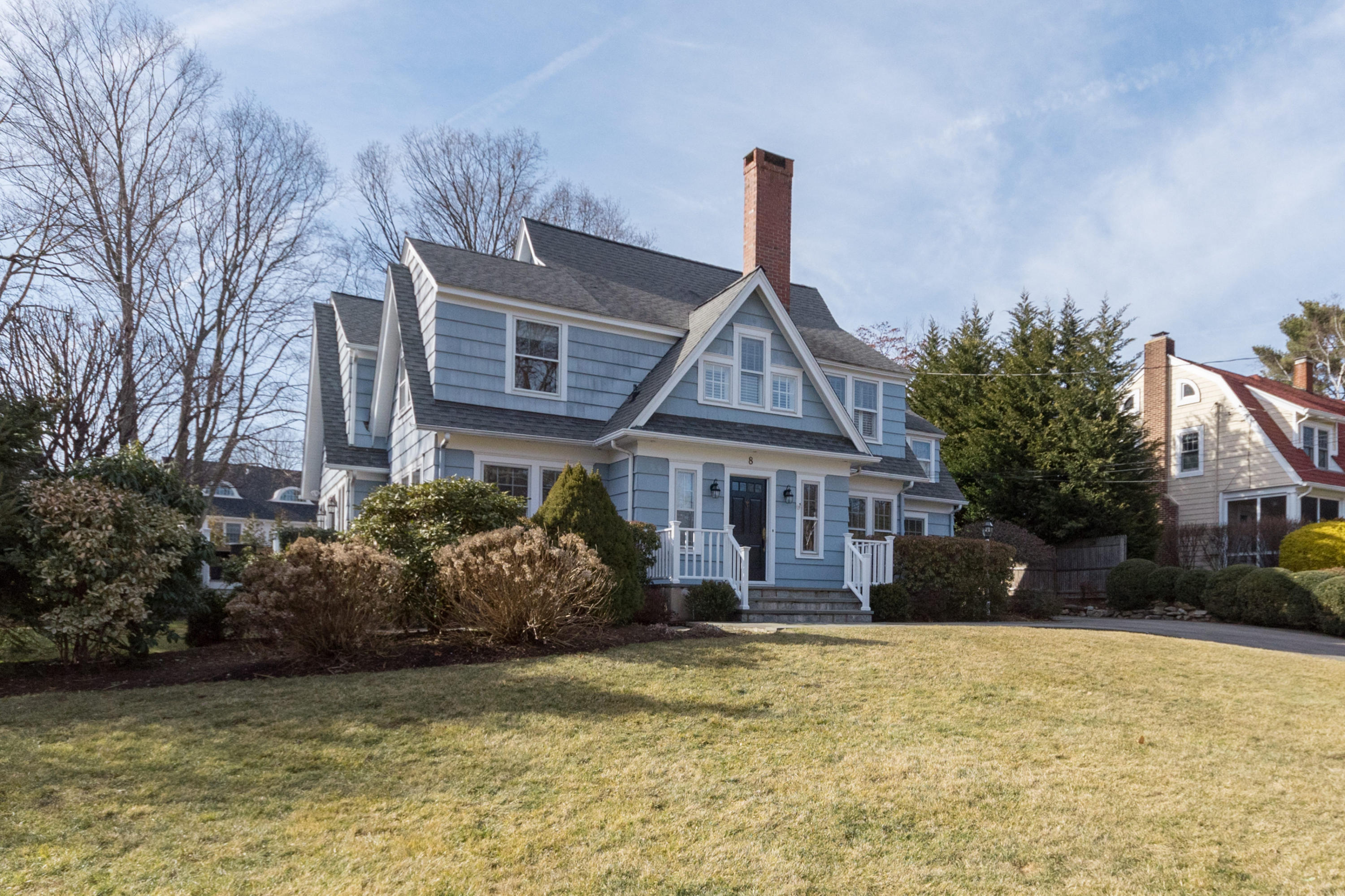 8 BEACH DRIVE, DARIEN, CT 06820