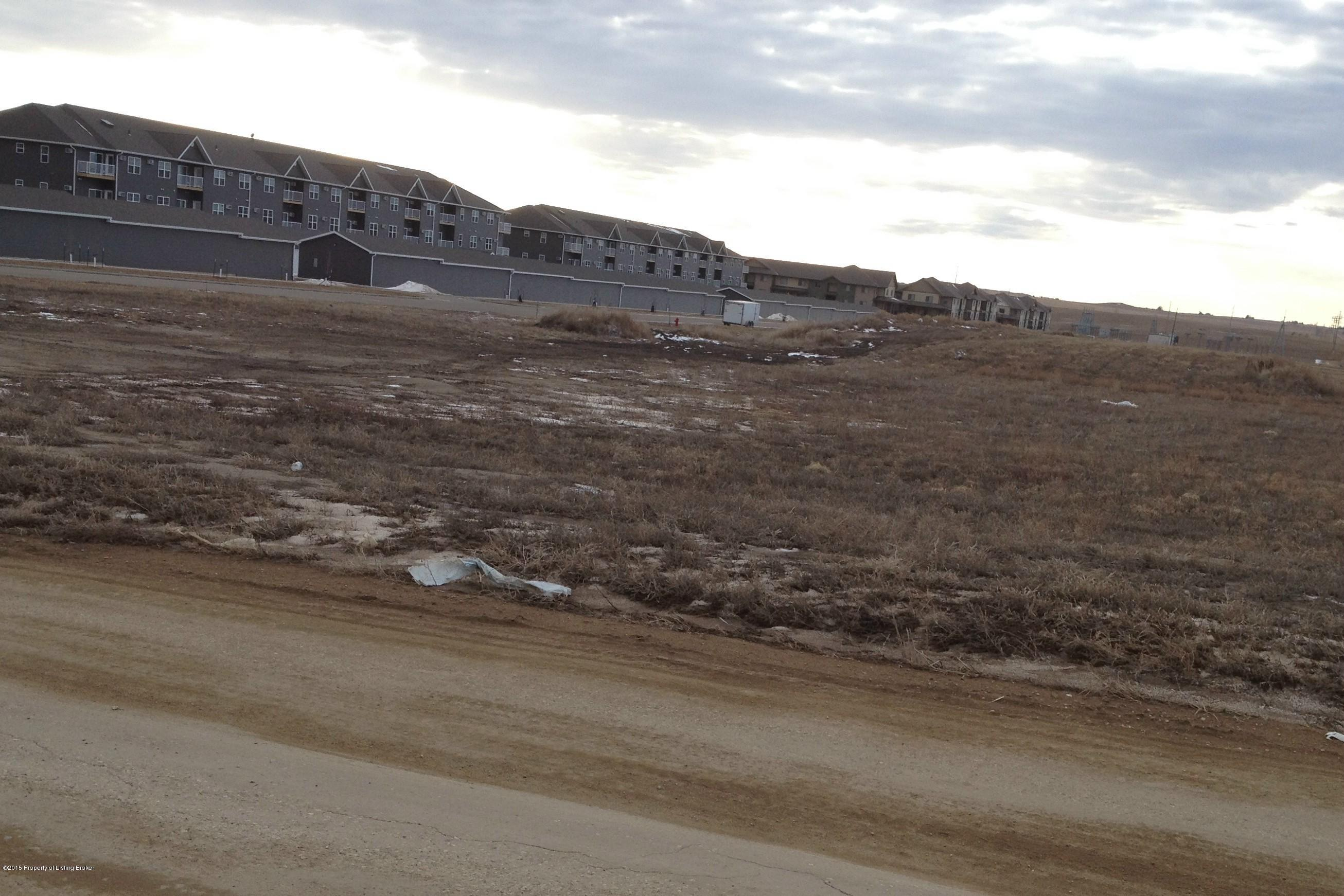 Photo of home for sale at 34th St. West Blk-2 Lot-3, Dickinson ND