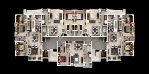 Apartamento En Venta En Santo Domingo, Viejo Arroyo Hondo, Republica Dominicana, DO RAH: 15-247