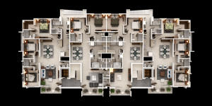 Apartamento En Venta En Santo Domingo, Viejo Arroyo Hondo, Republica Dominicana, DO RAH: 15-256