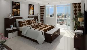 Apartamento En Venta En Santo Domingo, Naco, Republica Dominicana, DO RAH: 15-383