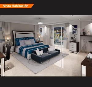 Apartamento En Venta En Distrito Nacional, Evaristo Morales, Republica Dominicana, DO RAH: 16-155