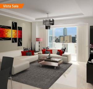 Apartamento En Venta En Santo Domingo, Evaristo Morales, Republica Dominicana, DO RAH: 16-170