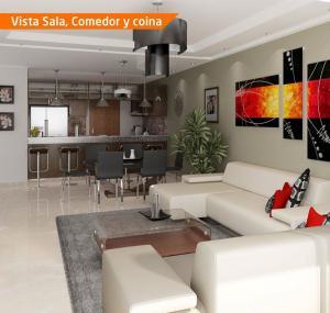 Apartamento En Venta En Santo Domingo, Evaristo Morales, Republica Dominicana, DO RAH: 16-171